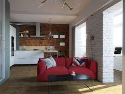 Studio Apartment Interior Design Fascinating Small Apartments With Cheerful Colorful Accents Small Apartment