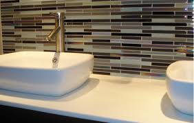 bathroom backsplash ideas for adorable backsplash the new way home decor