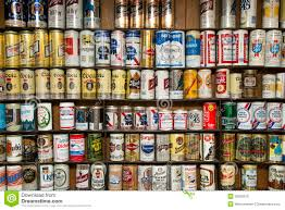 - Beer Collect Old Collection 30520670 Drinks Hobby Of Image Alcohol Can Editorial