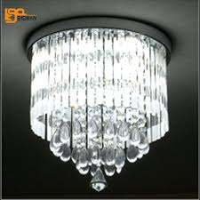 flush mount crystal chandelier new design flush mount crystal chandelier modern led lamp re hallway light flush mount crystal chandelier