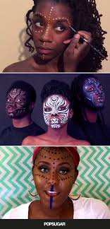 if you re looking to get in touch with your culture turn to you african tribal makeup tutorials are a thing and they re beautiful