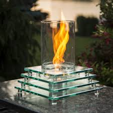 fire pit tables outdoor fireplaces within outdoor fireplace glass rocks be warm all year round with