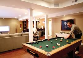 Basement Remodeling The Ultimate Man Cave DBS Remodel