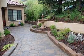 retaining wall ideas for best choice homestylediarycom
