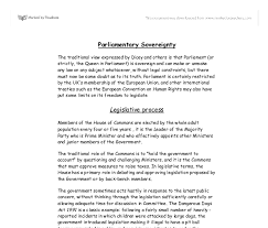 college essays college application essays parliamentary  parliamentary sovereignty essay