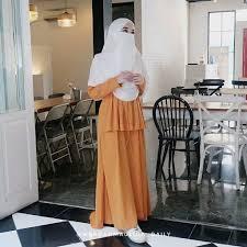 Cerita di balik viralnya foto nenek dibuang keluarganya, ternyata bukan kejadian pertama kali. Labelle Dress By Wardah Maulina Fesyen Wanita Muslim Fashion Gaun Di Carousell