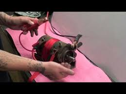 ps winch motor test ps654 winch motor test