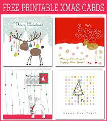 Printable Christmas Postcards Download Them Or Print