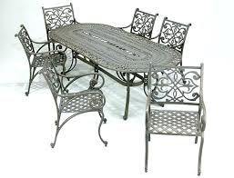 aluminum patio chairs. Aluminum Patio Set Cast S Furniture Lowes Chairs I