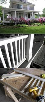 diy classic look porch railings