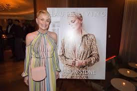 Haute Living Honors Sharon Stone With Hublot At Matador Room