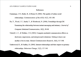 apa format work cited awesome collection of apa format bibliography page apa format