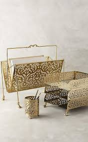 home office desk accessories. casimira desk accessories by anthropologie youu0027re sure to have the best dressed in office home