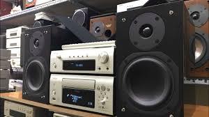 Dàn Nhật DENON F103 dòng hi-end phục vụ chơi nhạc số ? - Yến Âm Thanh Bãi  - CD Tái Bản - 0934683073 - YouTube