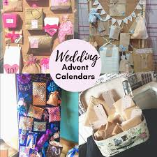 A wedding advent calendar to countdown to the days to the brides wedding day with a truly unique wedding gift to a bride…a personalised handmade gift of a wedding countdown advent calendar. Wedding Advent Calendar Gifts Hubpages