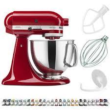 kitchenaid 4 5 quart tilt head stand mixer. image is loading kitchenaid-artisan-series-refurbished-5-qt-tilt-head- kitchenaid 4 5 quart tilt head stand mixer 9