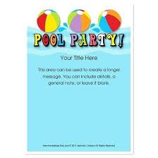 Pool Party Invitation Sayings Bahiacruiser