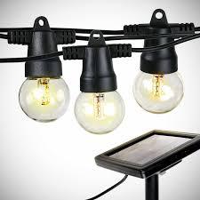 Solar Powered Retro Style String Light Bulbs Top 23 Solar Garden Lights Of 2019 Every Solar Thing