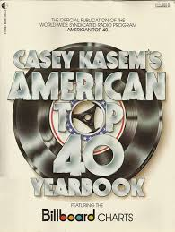 American Top 40 Charts 2014 1976 1985 My Favorite Decade Casey Kasems American Top 40