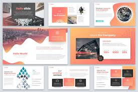 Creating Powerpoint Templates Shelly Powerpoint Template By Reshapely On Creativemarket