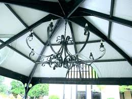 battery chandelier outdoor selyutin site with regard to operated decorations 14 dining room