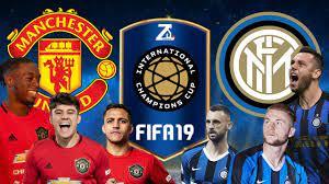 FIFA 19 - แมนยู VS อินเตอร์ มิลาน - รายการ ICC 2019 - YouTube