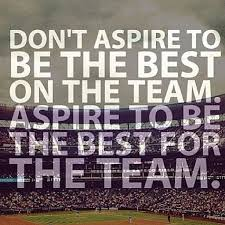 Inspirational Teamwork Quotes Enchanting Breathtaking 48 Best Sports Are Our Life Images On Pinterest Famous
