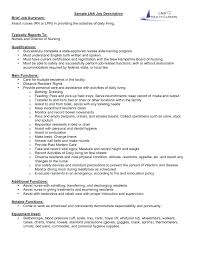 Lvn Resume Examples Hotwiresite Com