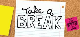 Image result for break from