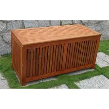 brilliant patio storage box wooden garden furniture storage box modern patio amp outdoor outdoor design ideas