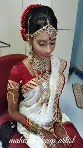 bride bavani indian wedding bridal makeup and hair south indian bride