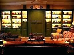 bookshelf lighting. Bookshelf Lighting Ideas Lights For Bookcase Bookshelves