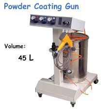 1pc spray powder coating machine electrostatic spray paint good quality electrostatic powder coating wx