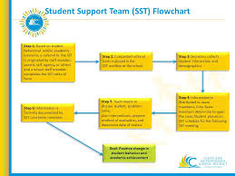 Sst Process Flow Chart Student Support Team Sst Training A Humanware Strategic