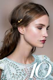 Hairstyles For Weddings 2015 10 Spring Wedding Hairstyle Ideas Best Celebrity And Runway