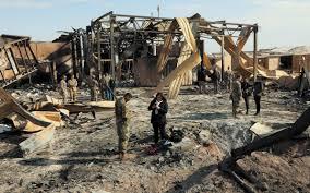Missili Iran contro basi Usa, le immagini dei danni ad Al ...