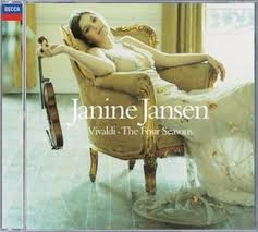 <b>Janine Jansen</b>, <b>Vivaldi</b>* - The Four Seasons (2004, CD) | Discogs