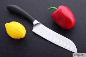 Поварской кухонный <b>нож сантоку</b> Robert Welch Robert Welch с ...