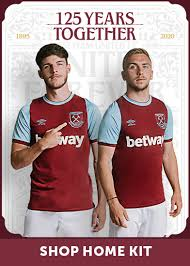 Stadium, arena & sports venue in london, united kingdom. Official West Ham United Store Buy West Ham Kit Online