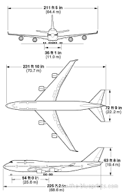 boeing 747 400 blueprints vehiclepad the blueprints com blueprints > modern airplanes > boeing