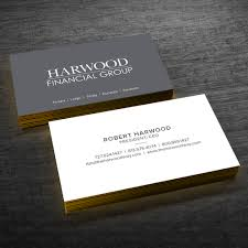 Net Worth Of Business Hfg Business Card Financial Services To High Net Worth