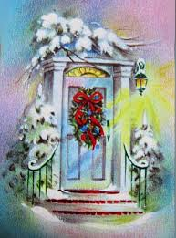 christmas front door clipart. Exellent Front Christmas Door Cliparts 2720402 License Personal Use Inside Front Clipart R