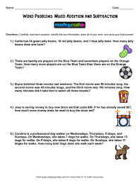 How many books are in each group? Free 2nd Grade Math Word Problem Worksheets Mashup Math