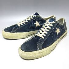 converse 70s. 70\u0027s made in usa converse converse one star suede navy blue us13-150405 70s