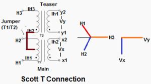 scott t transformer connection overview eep typical scott t transformer schematic diagram