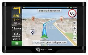 """Купить <b>GPS</b>-<b>навигатор Navitel E500</b> Magnetic 5"""" серый в ..."""