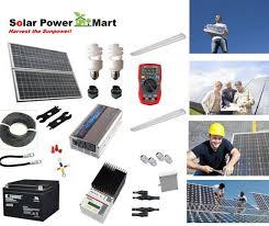 1 020w solar power diy kit