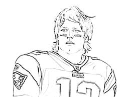 Small Picture Nfl Coloring Pages Nfl Coloring Pages Broncos Nfl Coloring