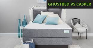 casper bed in a box. ghostbed vs casper bed in a box e