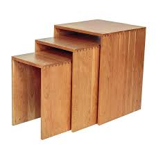 nesting furniture. New England Shaker Nesting Tables Furniture T